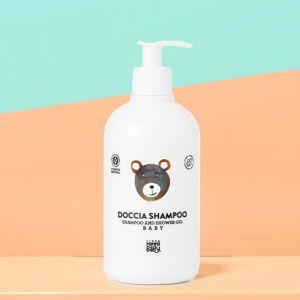 Babyshampoo en douchegel (500ml) Linea Mamma Baby