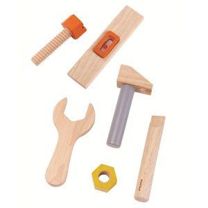 Houten gereedschapsset Plan Toys