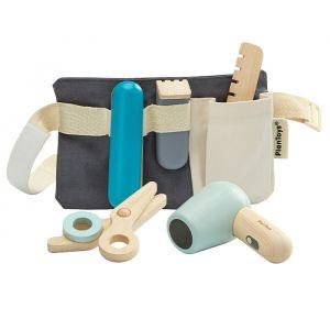 Houten kappersset Plan toys
