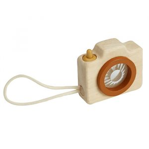 Houten mini camera Plan Toys