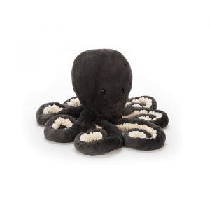 Knuffel Inky Octopus (14cm) Jellycat