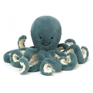 Knuffel Octopus Storm small (23cm) Jellycat