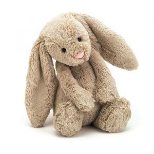 Knuffel Bashful bunny beige (18cm) Jellycat