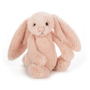 Knuffel Bashful bunny blush (18cm) Jellycat