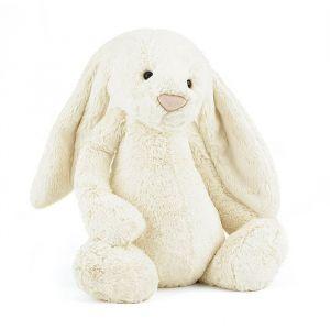 Knuffel Bashful Bunny Cream small (18 cm) Jellycat