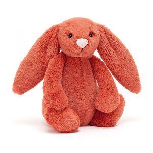 Knuffel Bashful Bunny Cinnamon small (18cm) Jellycat