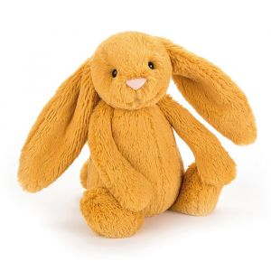 Knuffel Bashful Bunny Saffron small (18cm) Jellycat