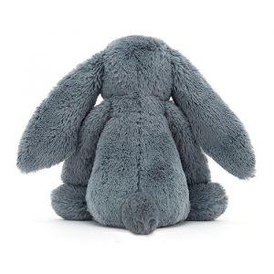 Knuffel Bashful Bunny dusky blue (18cm) Jellycat