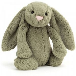 Knuffel Bashful Bunny fern (18cm) Jellycat