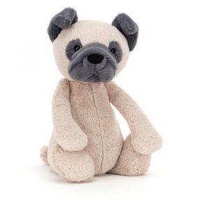 Knuffel Bashful Pug medium (31cm) Jellycat