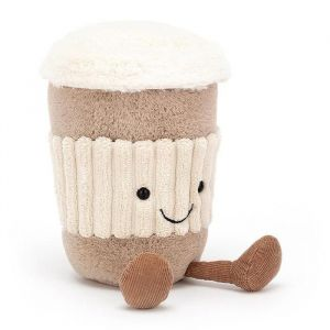 Knuffel Amuseable Coffee to Go Jellycat