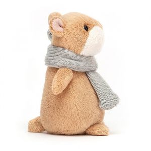 Knuffel Happy Cinnamon Hamster small (12cm) Jellycat