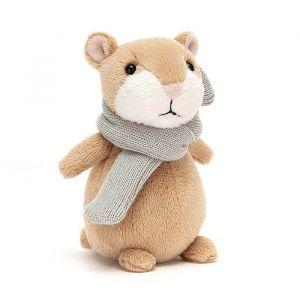 Knuffel Happy Cinnamon Hamster small (12 cm) Jellycat