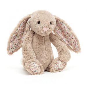 Knuffel Blossom Bunny beige klein (18cm) Jellycat