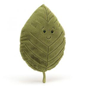 Knuffel Woodland Beech Leaf Jellycat