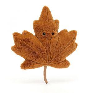 Knuffel Woodland Maple Leaf Jellycat