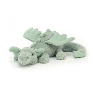 Knuffel Sage Dragon Little Jellycat