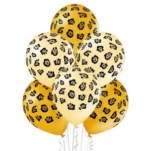 Ballonnen Leopard (6st)