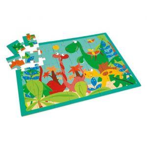 Puzzel Dino Wereld Scratch