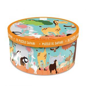 Vloerpluzzel safari Scratch