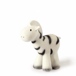 Tikiri bijt/badspeeltje Zebra