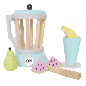 Houten smoothie set JaBaDaBaDo