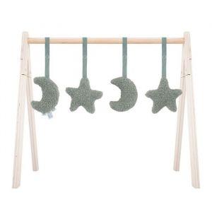 Babygymspeeltjes Moon ash green (4st) Jollein