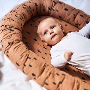 Babynest Spot caramel Jollein
