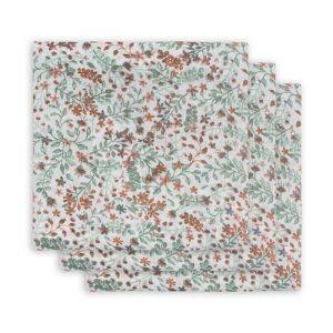Hydrofiele doeken Bloom (3st) Jollein