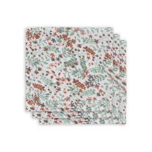 Hydrofiele spuugdoekjes Bloom (3st) Jollein