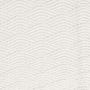 Ledikantdeken River Knit cream white Jollein