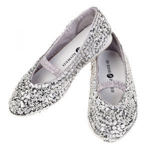 Schoenen Lily zilver maat 27 Rose&Romeo