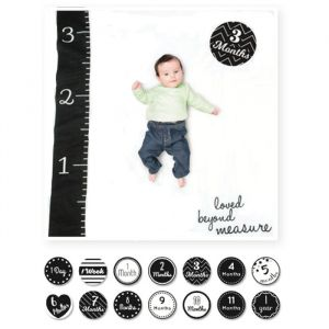 Baby milestone pakket Loved beyond measure Lulujo
