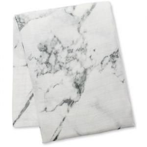 Hydrofiele doek XL bamboe Marble Lulujo