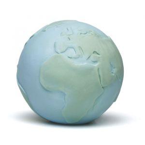 Sensory rubberen speeltje Wereldbol Lanco