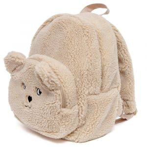 Rugzak teddy sand Petit Monkey