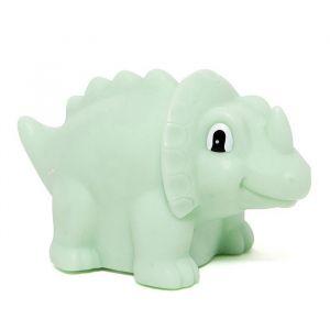 Nachtlampje Dino triceratops mint Petit Monkey