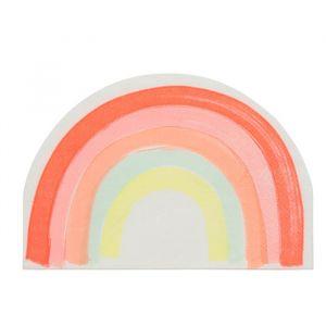 Servetten Over The Rainbow (20st) Meri Meri