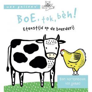 Geluidenboek Boe, tok, beh Wee Gallery