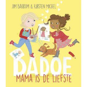 Kinderboek Dadoe. Mama is de liefste (2+)