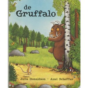 Kinderboek De Gruffalo (4+)