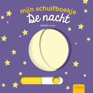 Mijn schuifboekje: De nacht (1+)