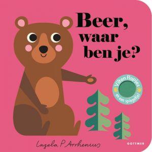 Prentenboek Beer, waar ben je? (2+)