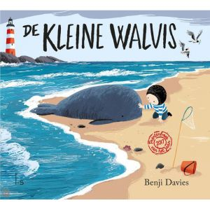 Prentenboek De Kleine Walvis (2+)