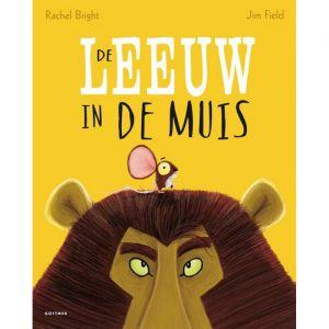 Prentenboek De leeuw in de muis (3+)