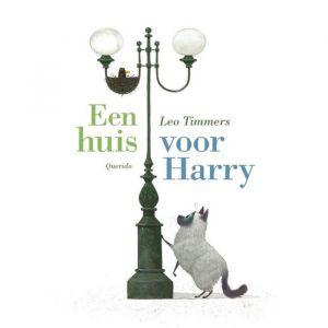 Prentenboek Een huis voor Harry (3+)