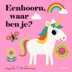 Prentenboek Eenhoorn, waar ben je? (2+)