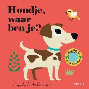 Prentenboek Hondje, waar ben je? (2+)