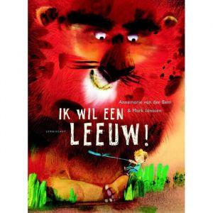 Prentenboek Ik wil een leeuw (4+)