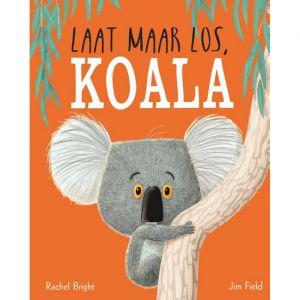 Prentenboek Laat maar los, Koala (3+)